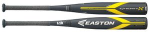 "Easton Ghost X Youth USA Bat YBB18GX5 2-5/8"" -5oz (2018)"
