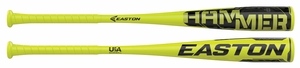 "Easton Hammer 2-5/8"" Youth USA Bat YBB19HM8 -8oz (2019)"