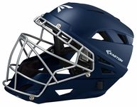 Easton Navy Adult M7 Gloss Catcher's Helmet A165317 -- Large