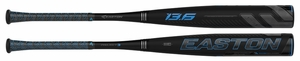 "Easton Project 3 13.6 Hybrid 2-5/8"" BBCOR Bat BB19136 -3oz (2019)"