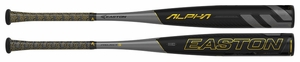"Easton Project 3 Alpha 2-5/8"" BBCOR Bat BB19AL -3oz (2019)"