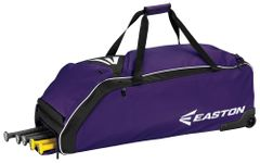 Easton Purple E610W Wheeled Bat Bag A159032