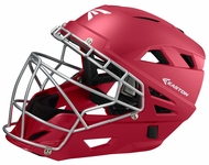 Easton Red Adult M7 Gloss Catcher's Helmet A165317 -- Large