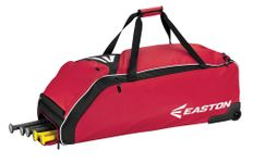 Easton Red E610W Wheeled Bat Bag A159032