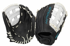 "Easton Stealth Pro Fastpitch Series 12.75"" Outfield Glove STFP1275BKWH (2017)"