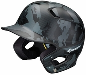 Easton Z5 Grip Full Wrap Basecamo Batting Helmet Black/Camo Senior