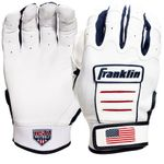 Franklin CFX Pro Team USA Women's Batting Gloves USAFASTPITCHCFXPRO
