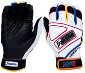 Franklin Youth Powerstrap Players Weekend Batting Gloves