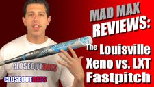 Louisville 2019 Xeno vs. LXT Fastpitch Comparison
