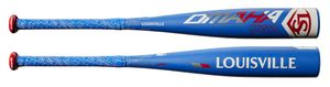 "Louisville Omaha 519 2-3/4"" Junior Big Barrel USSSA Bat WTLSLO519J10 -10oz (2019)"