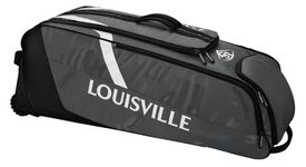 Louisville Select Rig Charcoal Wheeled Bag WTL9701CH