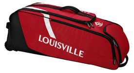Louisville Select Rig Scarlet Wheeled Bag WTL9701SC