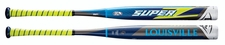 Louisville Super Z Balanced Slowpitch Bat USSA WTLSZU17B (2017)