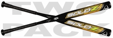 Louisville Solo Z Slowpitch Bat End-Loaded USSSA WTLSOU16PL (2016) -- 2-PACK