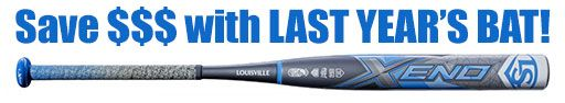 Louisville Xeno Fastpitch Bat WTLFPXN19A10 -10oz (2019)