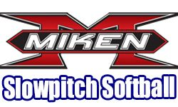 Miken Slowpitch Softball Bats