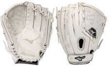 Mizuno MVP Prime SE Fastpitch Series Black/Silver Gloves