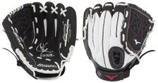 Mizuno Prospect Finch Youth Series Softball Gloves