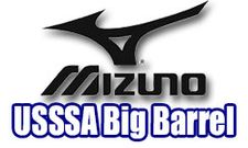 Mizuno Big Barrel USSSA Bats