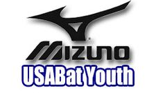 Mizuno Youth USA Bats