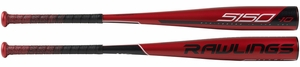 "Rawlings 5150 2-5/8"" Youth USA Bat US9510 -10oz (2019)"