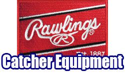 Rawlings Catcher Equipment