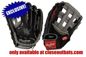 "Rawlings Custom Heart of the Hide Bizarro Series ""All Rise"" 12.75"" Outfield Glove PRO3039-RHBLHW (2019)"