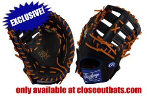 "Rawlings Custom Heart of the Hide Bizarro Series ""HOSWEEN""13"" First Base Mitt PRODCT-N3Q26H (2019)"