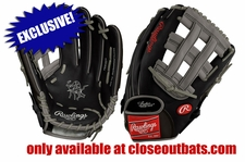 Rawlings EXCLUSIVE Bizarro Series Gloves