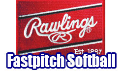 1 Rawlings Fastpitch Softball Bats