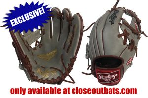 "Rawlings Gamer Series 11.5"" Infield Glove G204-2G (2020)"