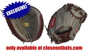 "Rawlings Gamer Series 33"" Catcher's Mitt GJP20G (2020)"