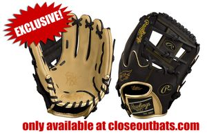 "Rawlings Heart of the Hide 11.5"" ""Swaggy Oreo"" Infield Glove PRO204W-6LS584 (2018)"