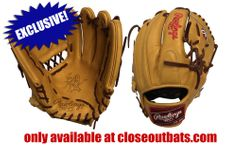 """Rawlings Heart of the Hide 11.75"""" Infield/Pitcher's Glove PRO205-9BUXXXBR (2019)"""