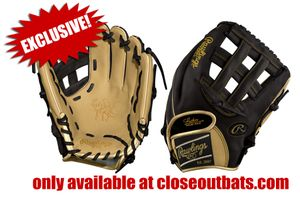 "Rawlings Heart of the Hide 12"" ""Swaggy Oreo"" Infield/Outfield Glove PRO206-RTTHJ1 (2018)"