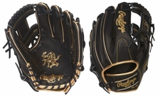 """Rawlings Heart of the Hide ColorSync Series 11.5"""" Infield Glove PRO204-2BGD (2018) BLEM"""