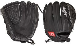 """Rawlings Heart of the Hide Series 12.5"""" Outfield Softball Glove PRO125SB-3B (2018) -- LHT Only"""