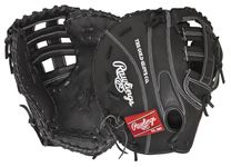 """Rawlings Heart of the Hide Series 12.5"""" Softball 1st Base Mitt PROTM8SB (2018) Left Hand Throw Only"""