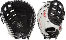 """Rawlings Heart of the Hide Series 13"""" First Base Mitt PROFM19SB-17BW (2019)"""