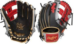 """Rawlings Heart of the Hide Gold Glove Club Series 11.5"""" Infield Glove PRO204-19BGS (2020)"""