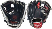"""Rawlings Heart of the Hide Flag Collection 11.5"""" Infield Glove PRO204-2USA (2020)"""
