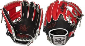 """Rawlings Heart of the Hide Flag Collection 11.5"""" Infield Glove PRO204W-2CA (2020)"""