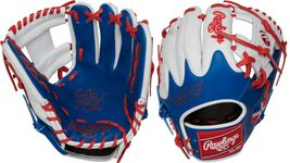 "Rawlings Heart of the Hide Flag Collection 11.5"" Infield Glove PRO204W-2DR (2020)"