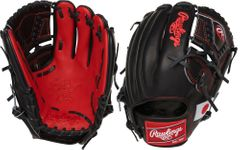 """Rawlings Heart of the Hide Flag Collection 11.75"""" Infield/Pitcher's Glove PRO205-30JP (2020)"""