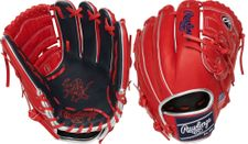Rawlings Heart of the Hide Flag Collection Gloves