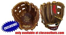 """Rawlings Heart of the Hide Series 12"""" Infield Glove PRO206-6TIG (2021)"""