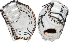"""Rawlings Heart of the Hide Softball Series 12.5"""" First Base Mitt PRODCTSBW (2022)"""