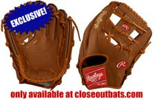 EXCLUSIVE Rawlings HOH Timberglaze Gloves