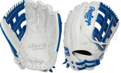 """Rawlings Liberty Advanced LE Color Series 13"""" Outfield Glove RLA130-6R (2020)"""