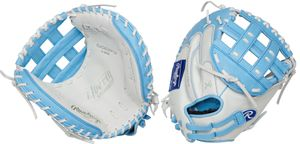 """Rawlings Liberty Advanced LE Color Series 33"""" Catcher's Mitt RLACM33FPCB (2020)"""